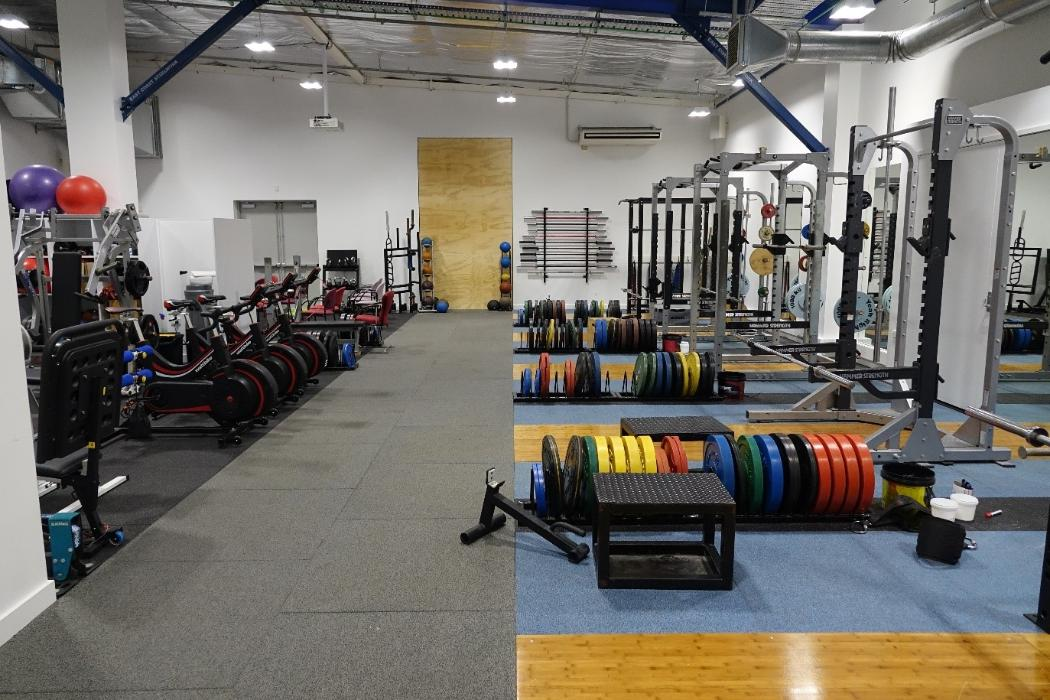 Athlete Development Area (K1)