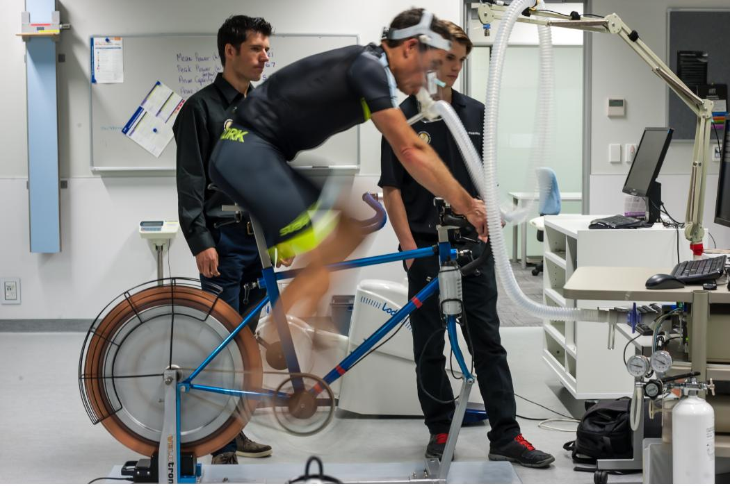 Cycle VO2 Max
