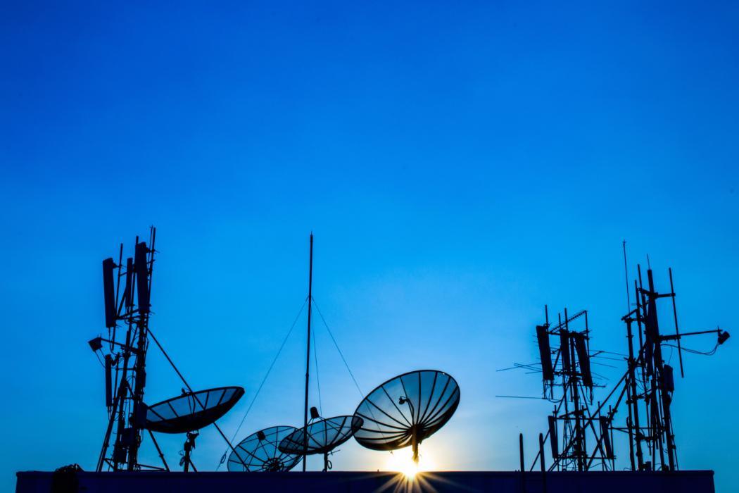 Antenna station