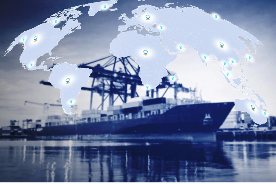 Global Maritime connectivity